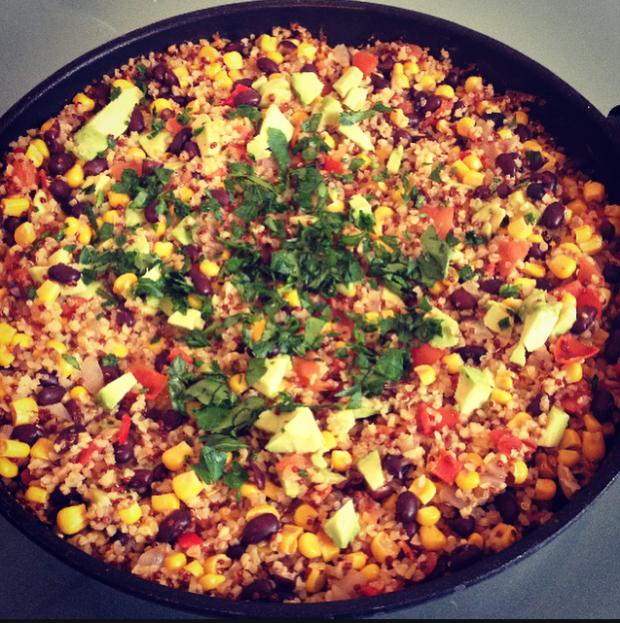 Mexican quinoa